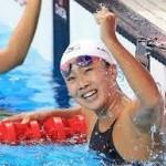 渡部香生子が世界水泳で「金」 自身2個目のメダル獲得