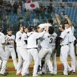 【侍ジャパン】中村晃サヨナラ打!5戦全勝で決勝T進出