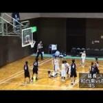 福岡市の小学生ミニバス大会決勝で奇跡のスーパープレイ ラスト2秒はまばたきダメ、絶対!