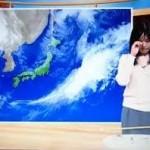 NHKお天気お姉さん「号泣放送事故」の真相
