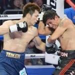村田諒太が2回KO勝ち 年内世界王座挑戦へ大前進