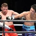 村田諒太が世界へ加速 プロ10戦目4回TKO勝利