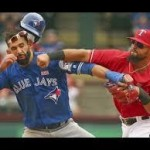 MLB大乱闘6人退場 二塁滑り込み巡って顔面パンチ、さらに危険球も
