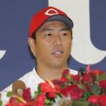 広島・黒田、引退会見「満足できる野球人生だった」