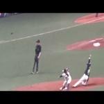 【よそ見判定】 プロ野球でとんでもない誤審 審判がよそ見してセーフ!?