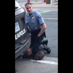 【ジョージフロイド】米ミネソタで黒人男性が白人警官に押さえつけられ死亡