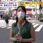 【放送事故】ミヤネ屋 歌舞伎町中継中に男性が乱入 女性リポーターにパンチ繰り出す